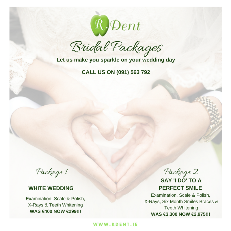 Bridal Dental Packages Galway